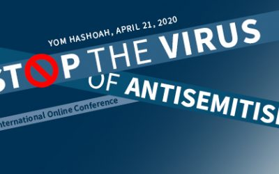 STOP the Virus of Antisemitism!