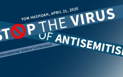 STOP the Virus of Antisemitism!