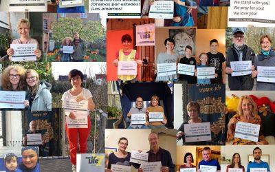 #NOTALONEAGAIN Campaign