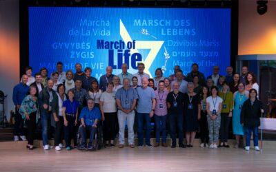 March of Life celebrates the Jewish New Year with Rosh haShana Night